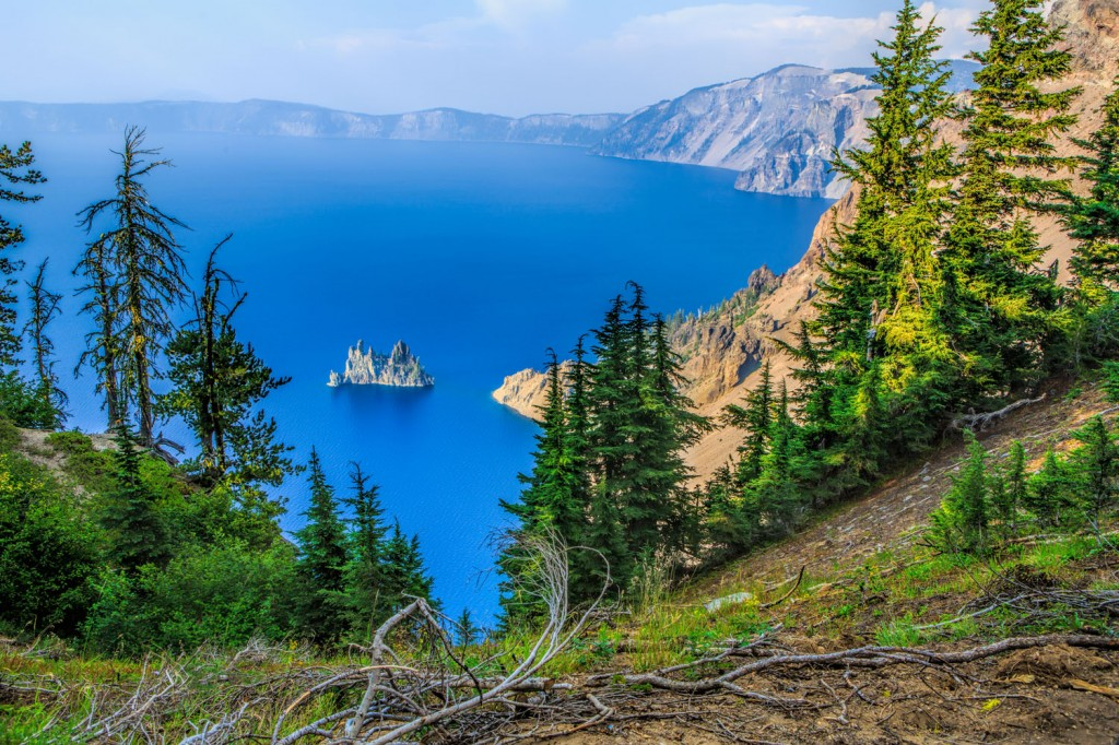 Crater Lake Explored With Island Trader Vacations Reviews