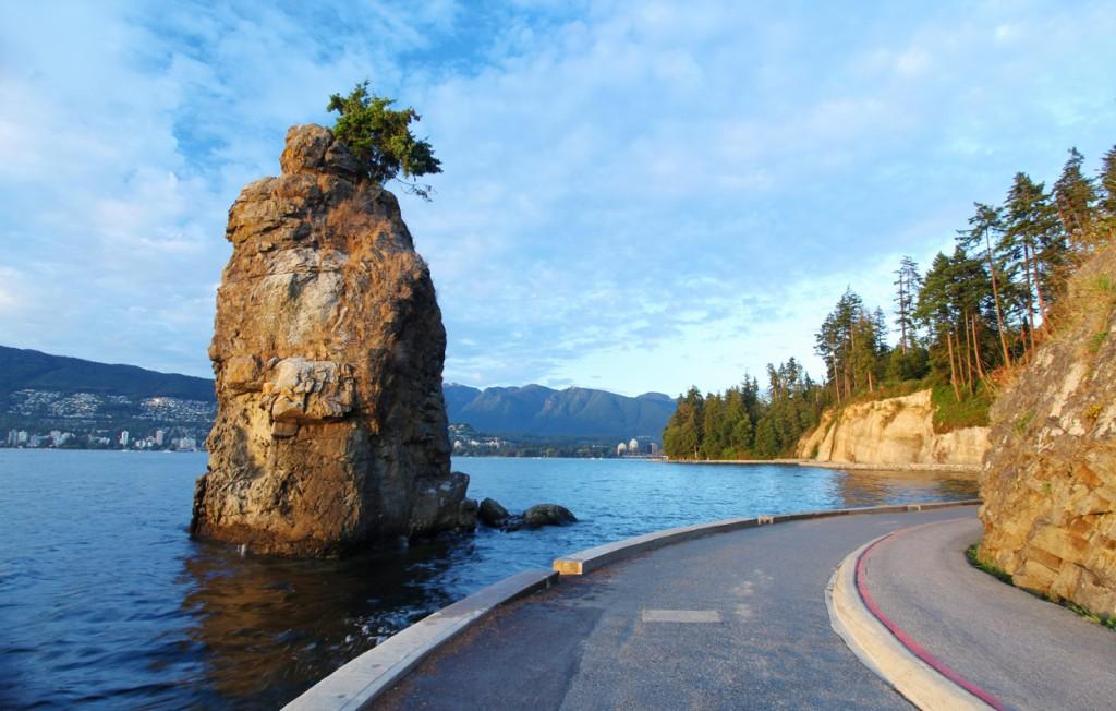 Island Trader Vacations 3  Top Vancouver Hot Spots